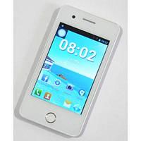 """Миниатюрный мобильный телефон IPhone 6 mini (YESTEL) - 3,5"""""""", 2 SIM, Android! Хорошее качество. Код: КГ1591"""