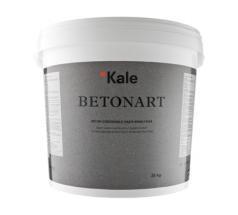 Декоративная штукатурка Kale Betonart текстура бетона 25кг