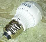 Лампа светодиодная Е27 5Вт, фото 2