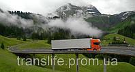 Грузовые перевозки Австрия-Грузия