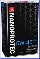 Моторное масло NANOPROTEC 5W-40 PDI+, 4л