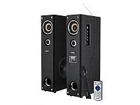 Набор колонок Intex KOM0328 со встроенным приемником FM, MP3-плеер и караоке функции 105W