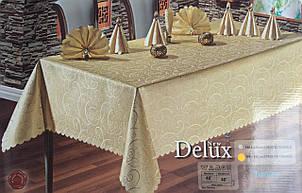 Скатерть праздничная на 8 персон Monalife, фото 2