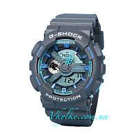 Часы CASIO G-SHOCK GA-110 Gray-blue AAA