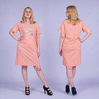Женская ночная сорочка для кормления Турция. MORAL 210 L-R. Размер 50-52.