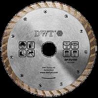 Алмазный диск по камню DWT DP-TU150