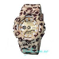 Часы Casio Baby G BA-110 Cofee-Fl AAA