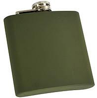 Фляга 170мл MilTec Olive 14521001