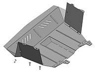 Защита двигателя, КПП и радиатора Kia Soul 2008-2013 V-все МКПП/АКПП