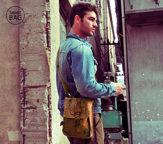 Мужская сумка-планшет Akarmy | милитари