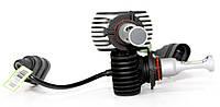 Автолампа LED S1 CSP, HB3 (9005), 8000LM, 6000K, 25W, 9-32V