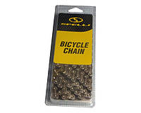 Цепь для велосипеда Spelli SCH-900 9 speed