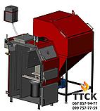 Твердотопливный котел Ретра-4М DUO мощностью 50 кВт, фото 3