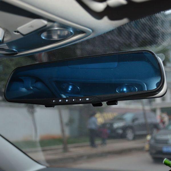 Відеореєстратор-дзеркало L604 з антибліковим покриттям