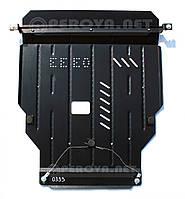 Защита топливного бака Volkswagen Amarok 2016- V-2,0 TDI МКПП