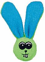 Игрушка Trixie Bunny для кошек полиэстер, 12 см, фото 1