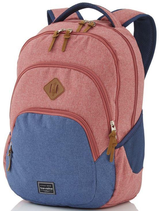 Рюкзак на 22 л  Travelite Basics TL096308-10, красный