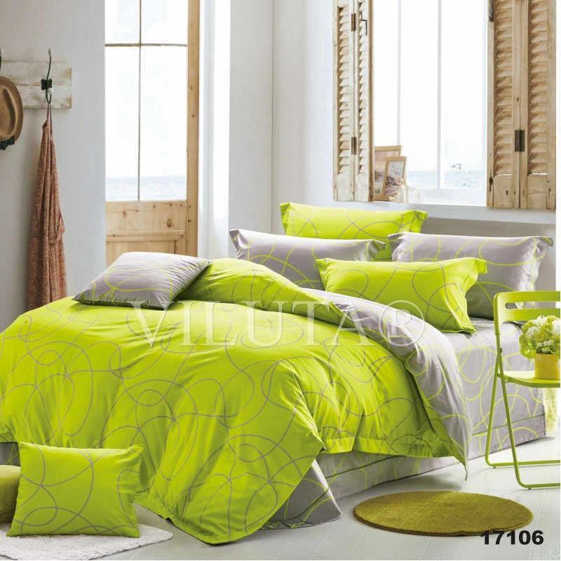 Двуспальное постельное белье Вилюта 17106 ранфорс