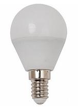 Світлодіодна лампа Biom ВТ-566 G45 7W E14 4500K матова