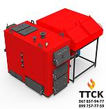 Твердопаливний котел Ретра-4М DUO потужністю 350 кВт, фото 4