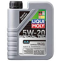Liqui Moly Special Tec AA 5W-20 синтетическое моторное масло