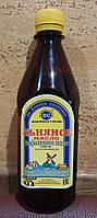Льняное масло Чкаловское нерафинированное пищевое, исключительно из семян льна, 500 мл.