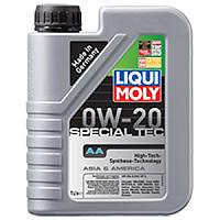 Синтетичне моторне масло Liqui Moly Special Tec AA 0W-20