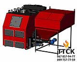 Твердотопливный котел Ретра-4М DUO мощностью 2500 кВт, фото 2