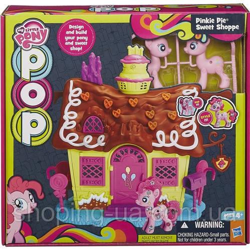 Игровой набор из серии My Little Pony Пряничный домик Hasbro А8203, фото 1