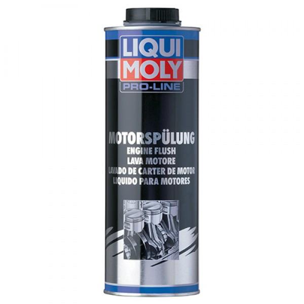 Профессиональная промывка двигателя Liqui Moly Pro-Line Motorspulung 1л