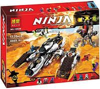 Конструктор Ninja Ультра Стелс Рейдер 10529, фото 1