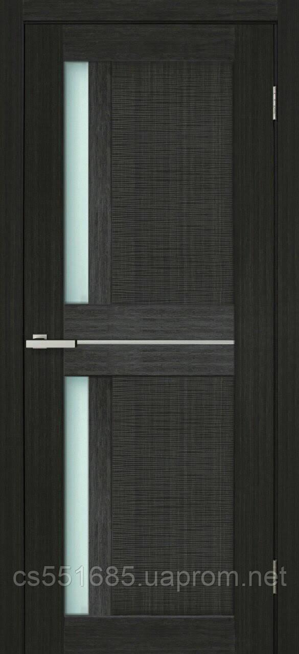 Амелия №1 Венге (60, 70, 80, 90см). Межкомнатная дверь Premium decor