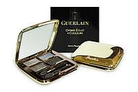 Тени для век Guirlain ombre eclat 4 colours (золотая коробка)