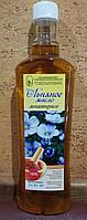 Льняное масло Монастырское - первый холодный отжим отборного семя льна, Омега 3, Омега 6, 500 мл. Украина