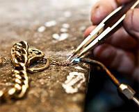 Ремонт цепи, браслеты (одна пайка) без камней