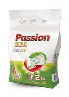 Концентрированный стиральный порошок Passion Gold Color 3,2 кг