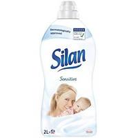 Silan Sensitive кондиционер-ополаскиватель для белья (концентрат)2 л
