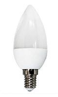 Светодиодная лампа Biom ВТ-595 C37 4W E14 4500K матовая