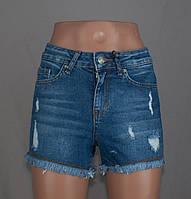 Шорты джинсовые 160
