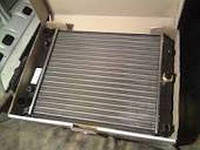 Радиатор водяного охлаждения Daewoo Lanos двигатель 1,5 (производство AURORA,Польша)