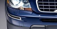Накладки воздухозаборника для Volvo XC90 07-2014  Новые Оригинальные