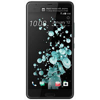 Мобильный телефон HTC U Ultra 4/128Gb Brilliant Black (99HALU052-00)