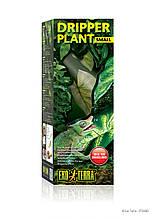 Поилка с помпой Exo Terra Dripper Plant для рептилий в виде растения, 10.2 x 13.2 x 39.9 см