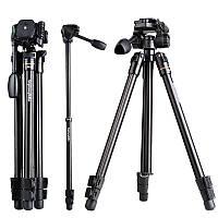 Штатив + монопод фирмы QZSD для фотоаппаратов - Q-109 (Q109)