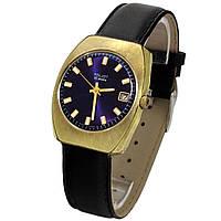 Позолоченные часы с датой Poljot 30 jewels made in USSR 30 лет победы