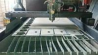Плазменная резка листового метала