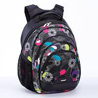 Школьный ортопедический ранец с цветами для девочек, Dolly 512