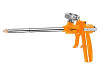Пистолет д/монтажной пены металлический 1250