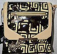 Лаковая женская сумочка 0607-12