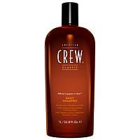 Ежедневный шампунь American Crew Daily Shampoo 1000 ml